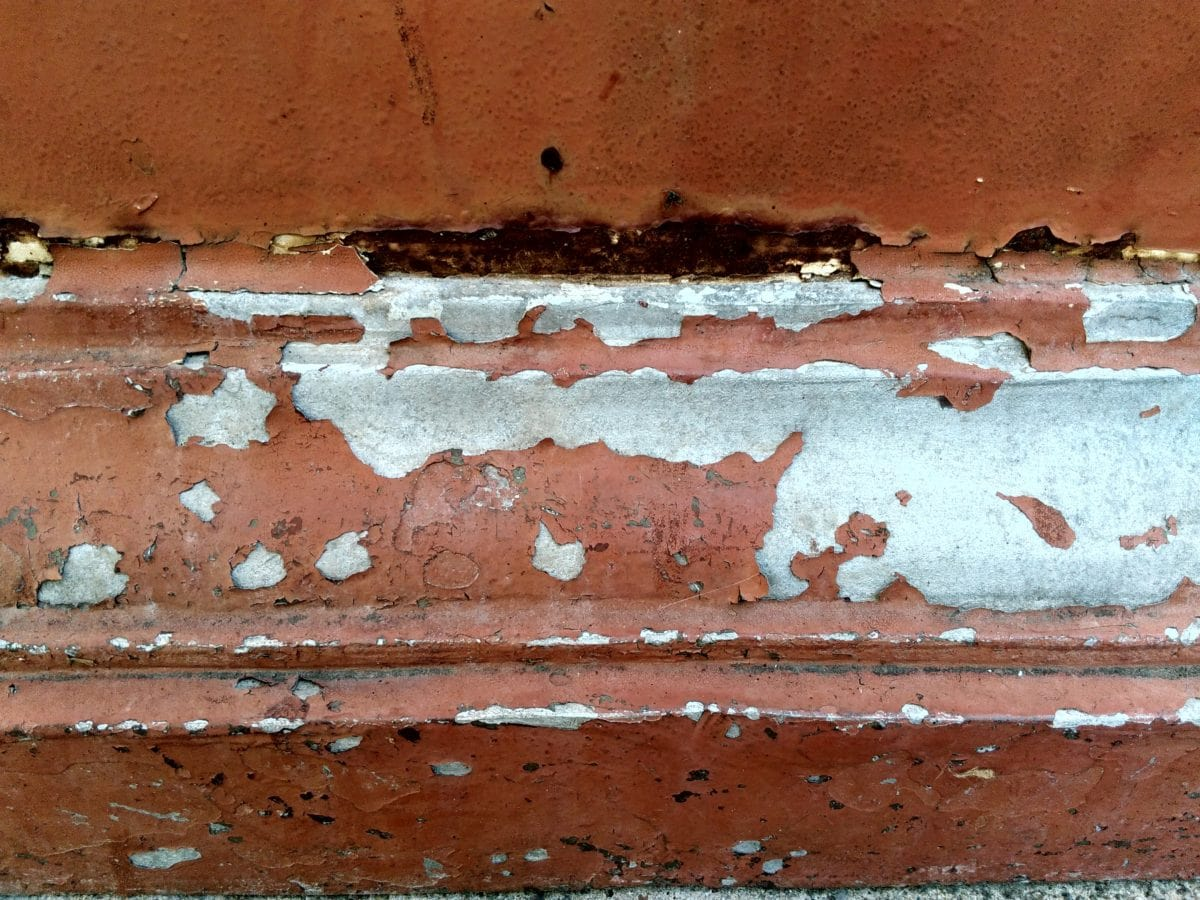 paint, rust, old, dark, abstract, brick, pattern, wall, texture
