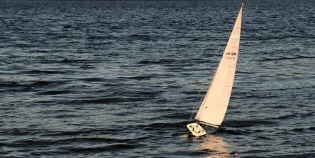 watercraft, boat, water, sea, ocean, sailboat