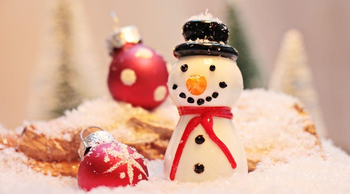 musim dingin, salju, tokoh, Ruangan, dekorasi, liburan