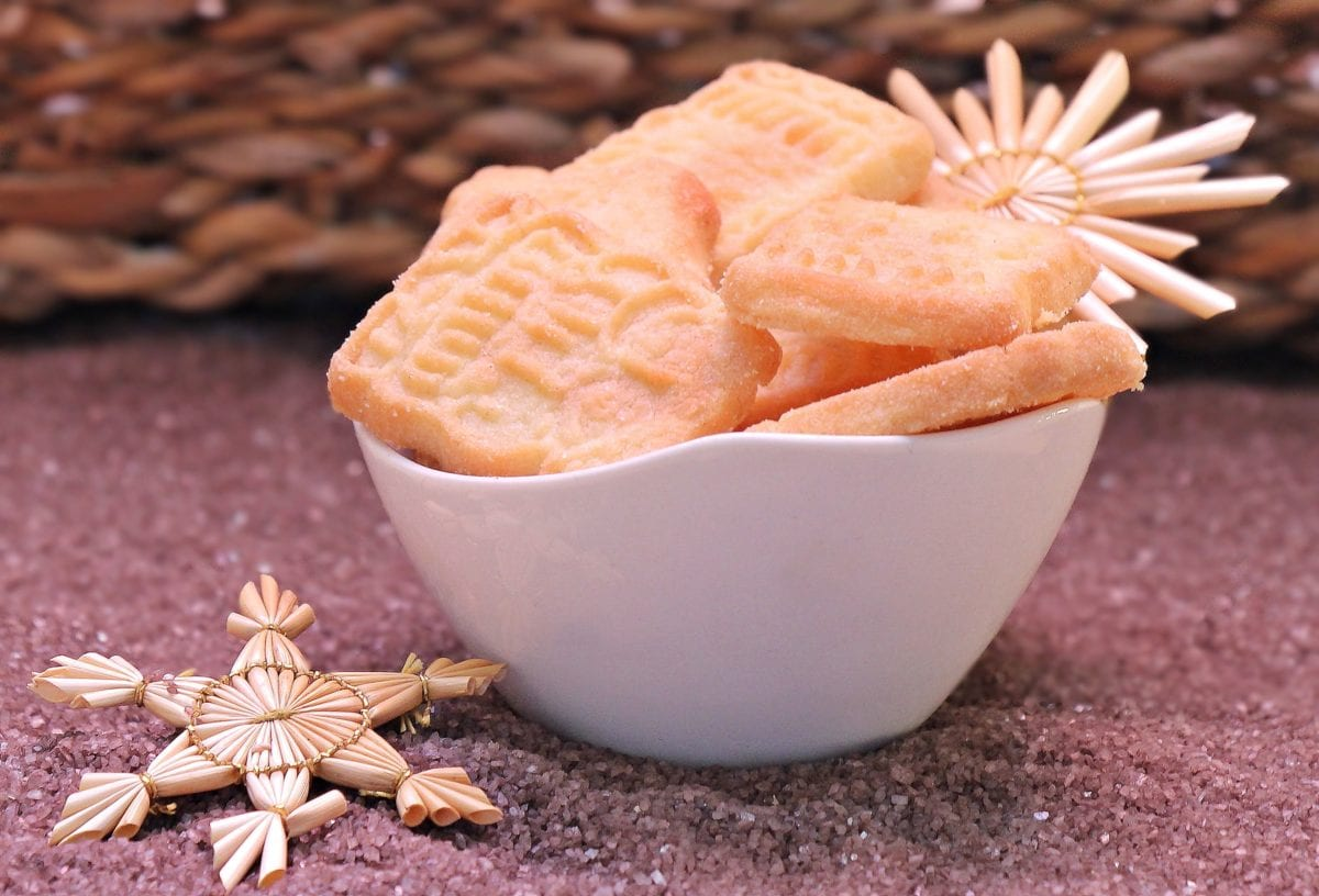 food, biscuits, food, delicious, sweet, bowl