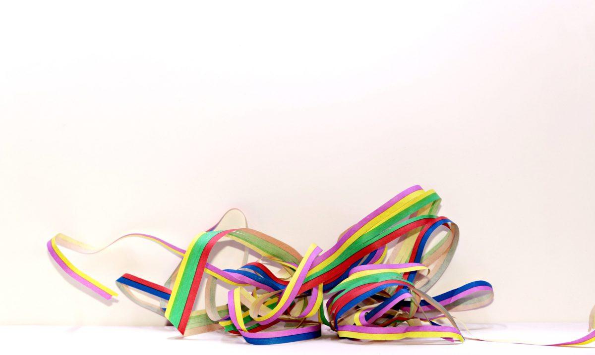 design, színes, színes, szalag, festék, objektum, dekoráció,