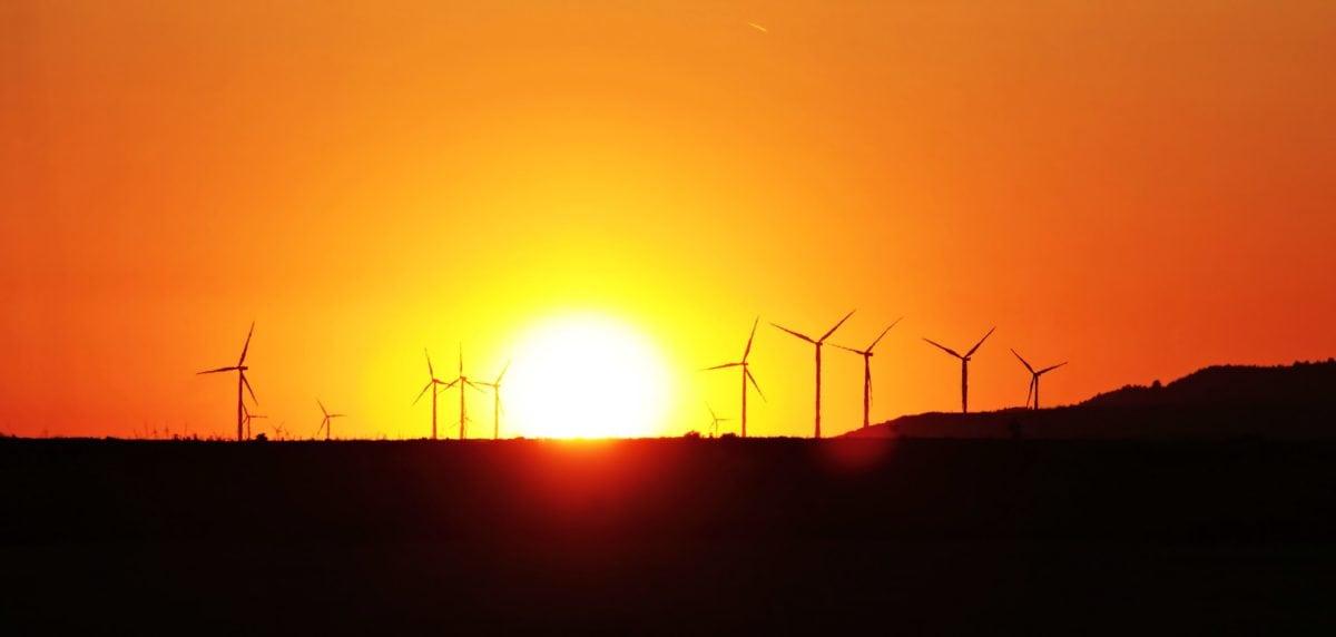 energetika, alternatíva, elektrina, veterný mlyn, turbína, generátor