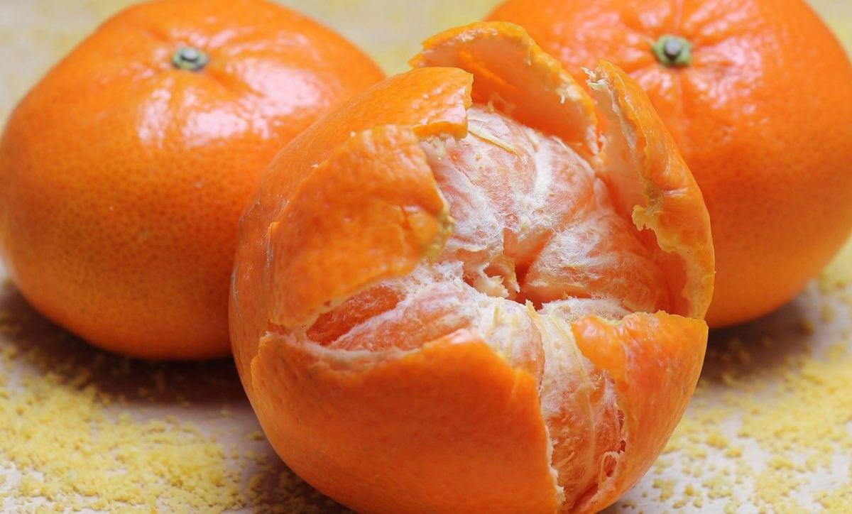 продукти харчування, фрукти, Мандарин, цитрусові, дієта