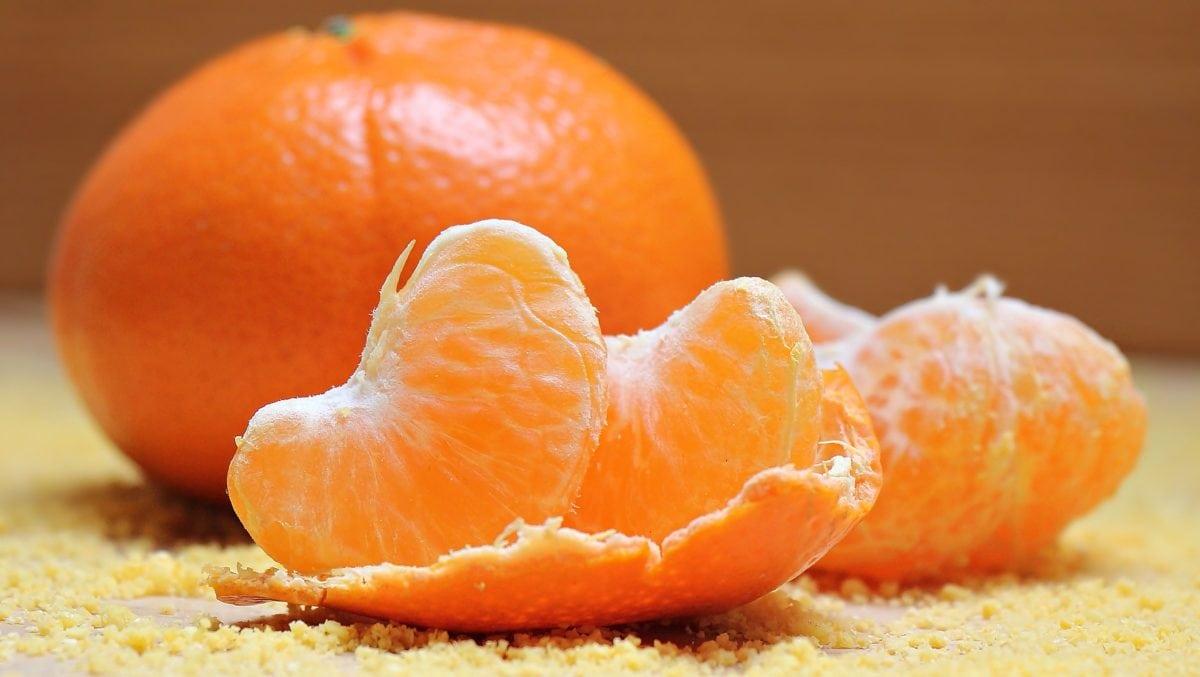 frugt, mad, mandarin, citrus, vitamin, Sweet
