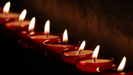 candle, wax, dark, religion, darkness, fire