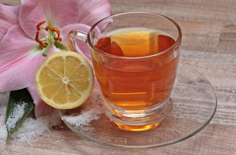 drink, tea, glass, fruit, citrus, beverage, lemon