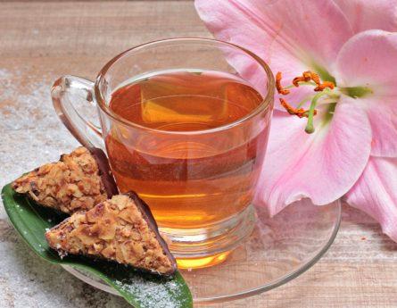 beba, vidrio, taza, té, bebida, alimento