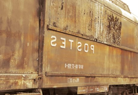 railway, train, locomotive, iron, steel, vehicle, old