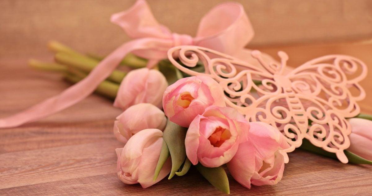 flower, pink, rose, petal, arrangement, table, plant, indoor