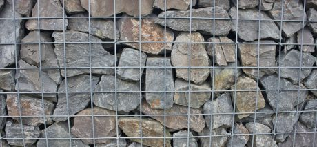 stone, pattern, texture, fence, steel