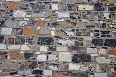 old, stone, wall, architecture, brick, material, texture