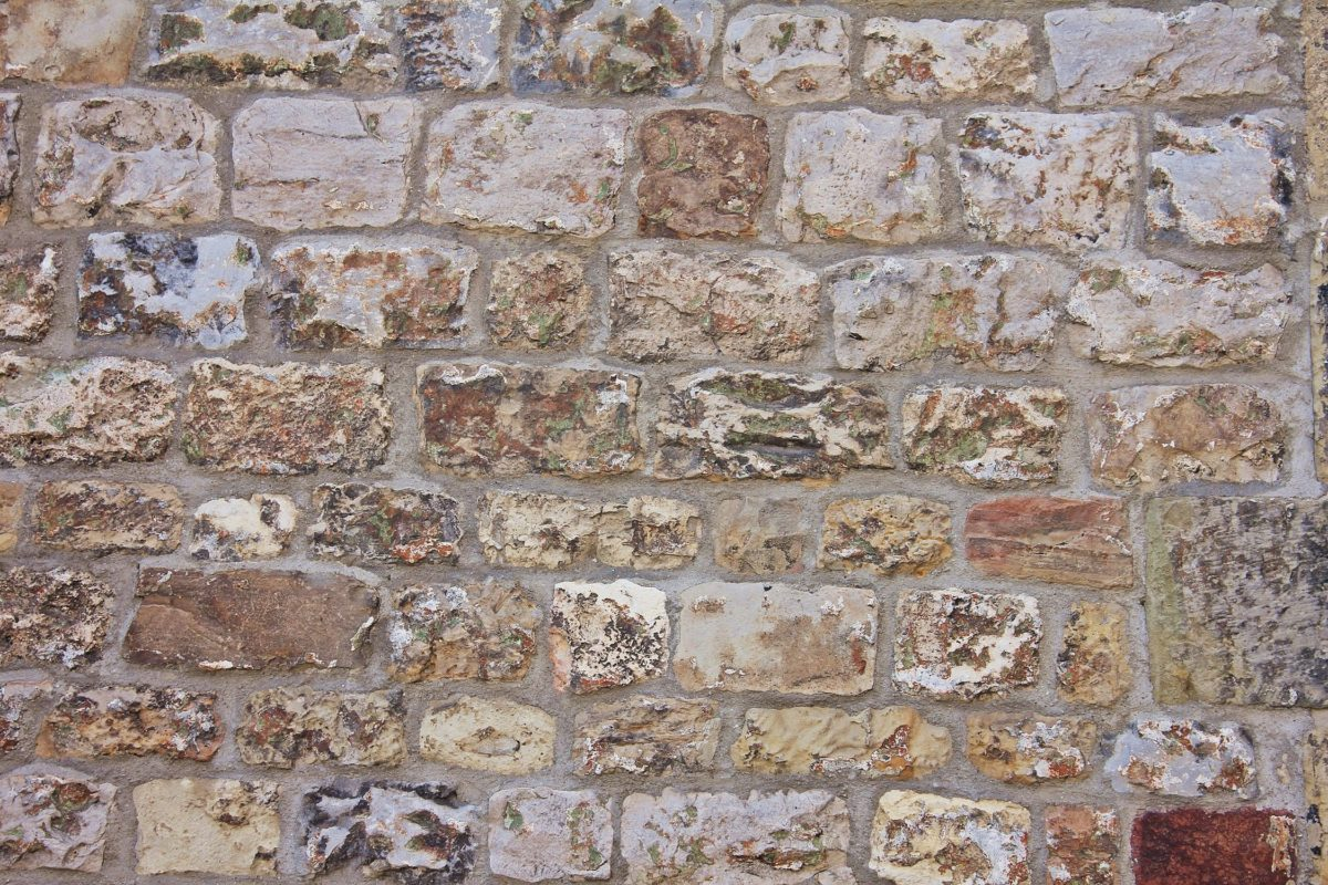 old, wall, texture, stone, architecture, pattern, brick