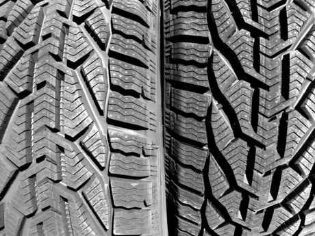 old, rubber, black, pneumatic, design, texture, tire, pattern, part, outdoor