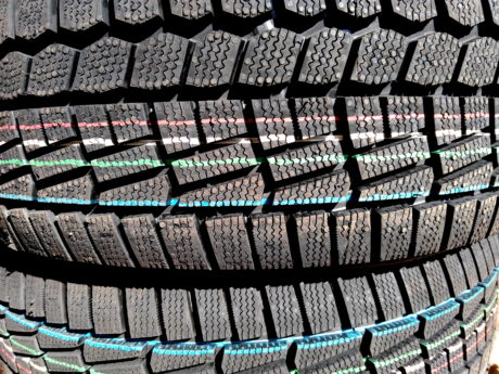 rubber, black, pneumatic, tire, object, part, material, pattern