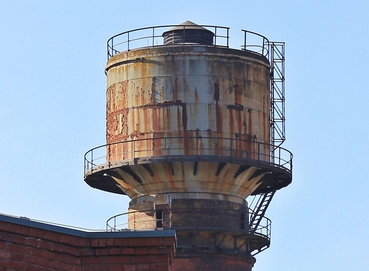 tank, architecture, industry, sky, reservoir, tower