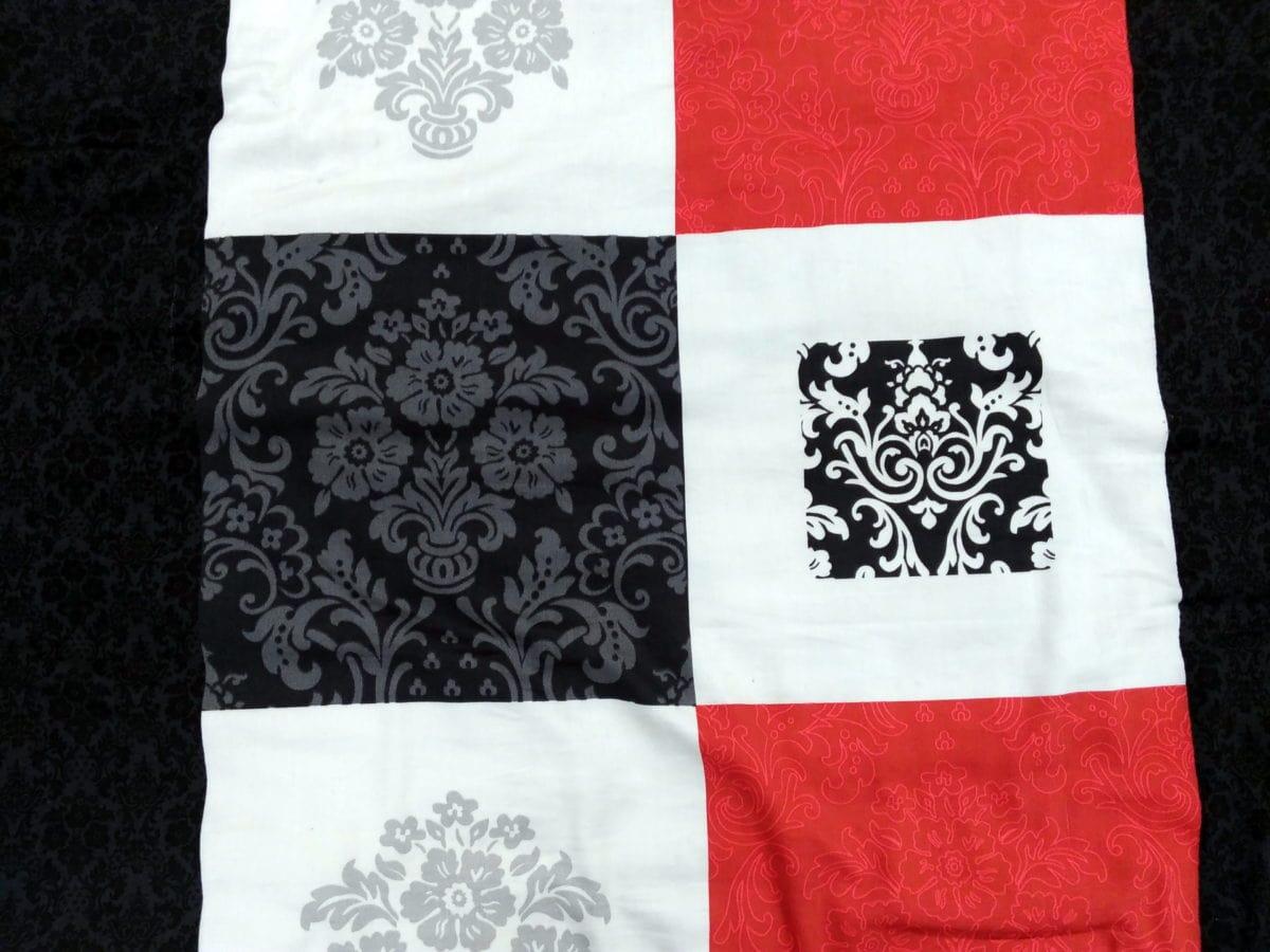 textile, decoration, colorful, retro, material, design