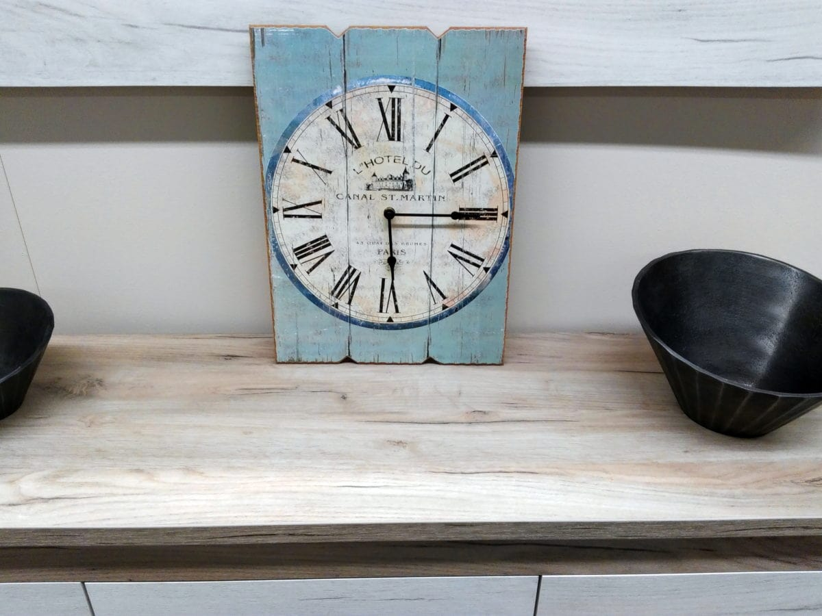 room, old, wall, wood, table, furniture, clock, timepiece