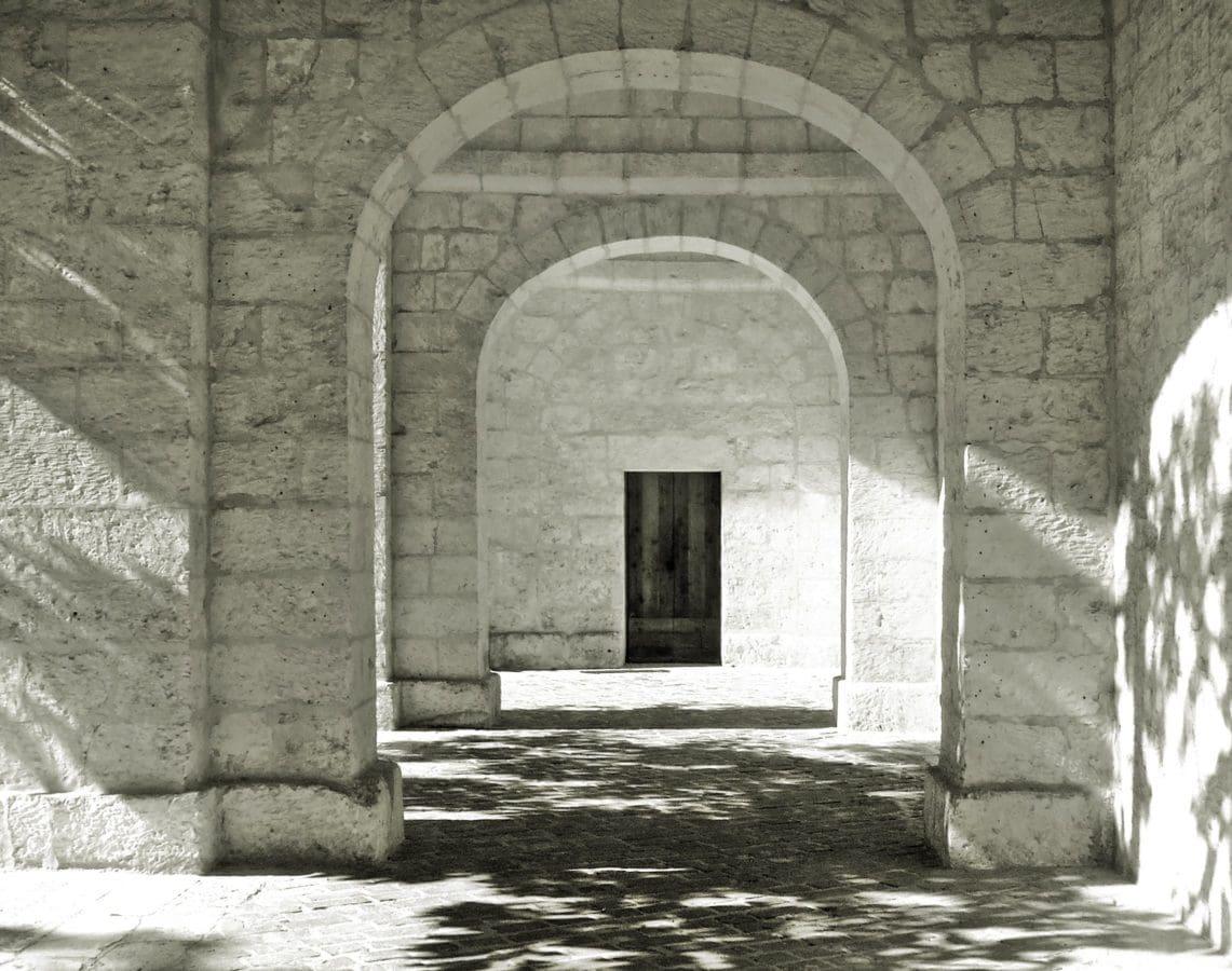 πόρτα, αψίδα, είσοδος, αρχιτεκτονική, πόρτα, φρούριο, γοτθική, παλιά