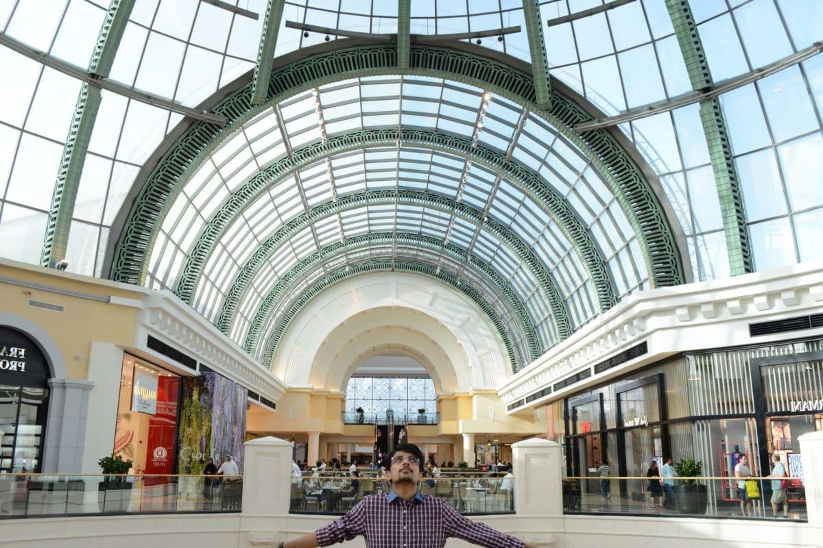 Stadt, Mall, Architektur, modern, Urban, Mensch, Interieur, Objekt