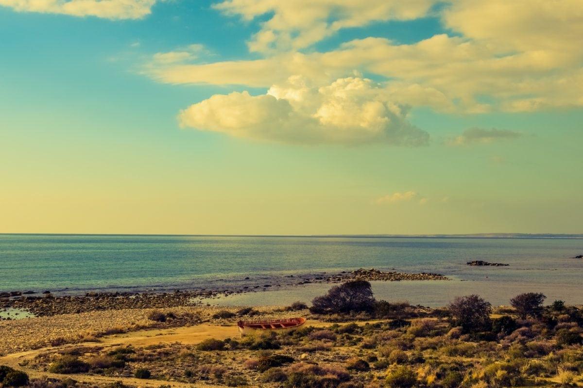 sunset, landscape, nature, sky, water, ocean, beach, sea