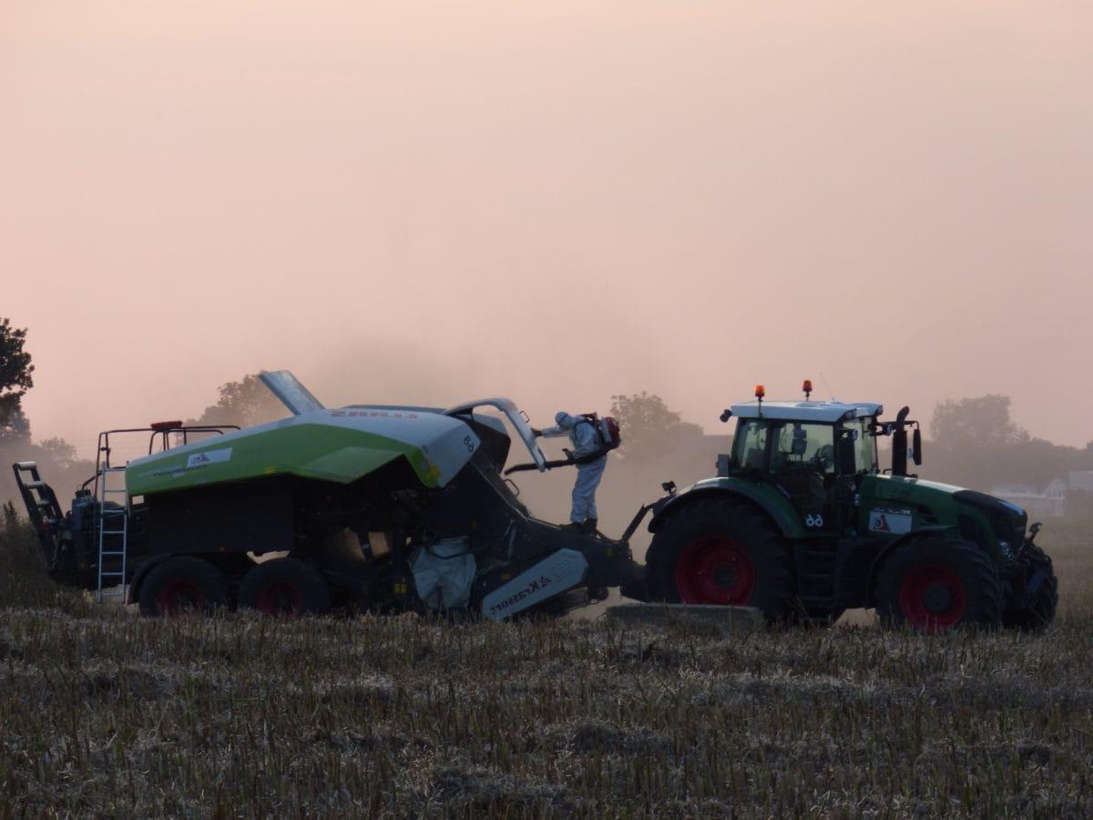 agricultura, tractor, vehículo, herramienta, máquina, equipo, maquinaria