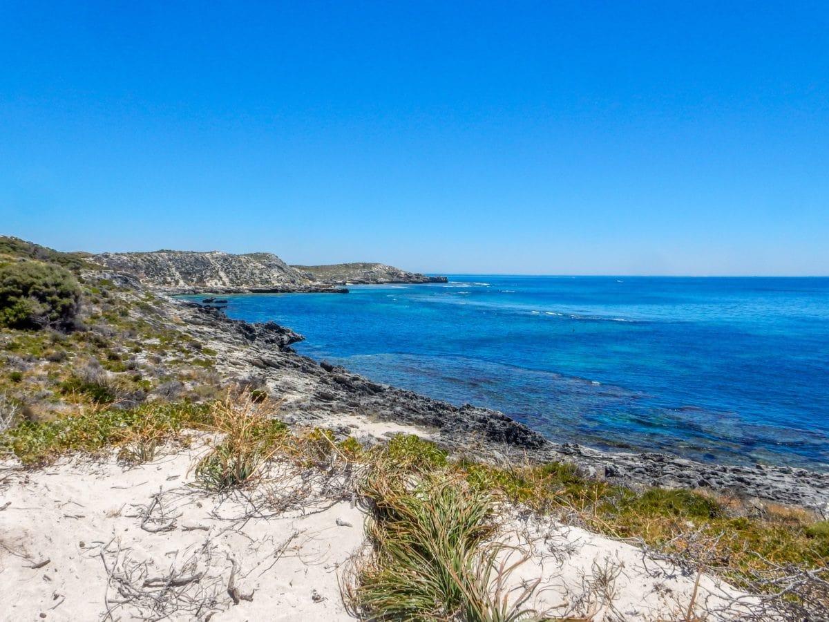 sea, seashore, blue sky, water, beach, ocean, shoreline, coast
