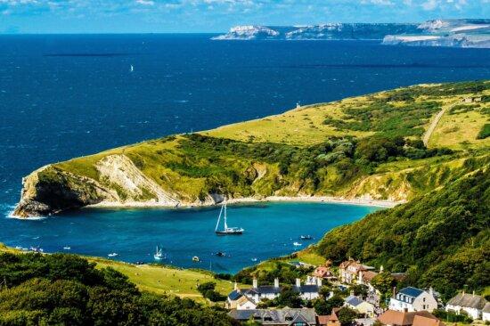 eau, mer, plage, baie, île, rivage, Cape, côte, paysage