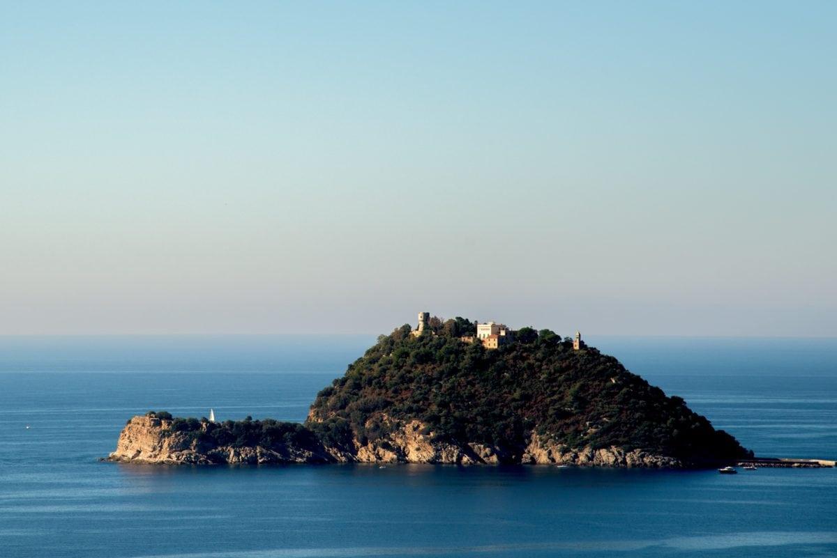seashore, island, ocean, sea, horizon, water, beach, coast, landscape, cape