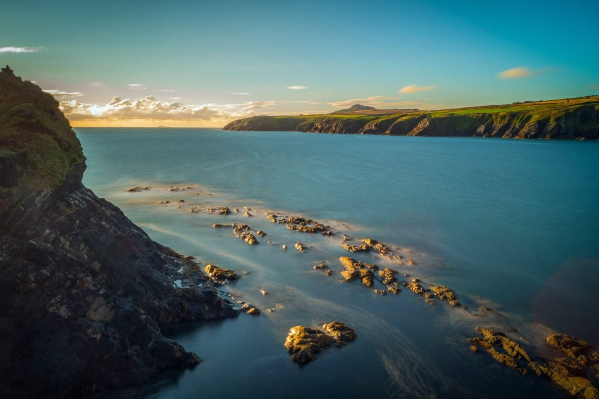 aube, eau, paysage, coucher de soleil, Cape, mer, plage, océan, littoral