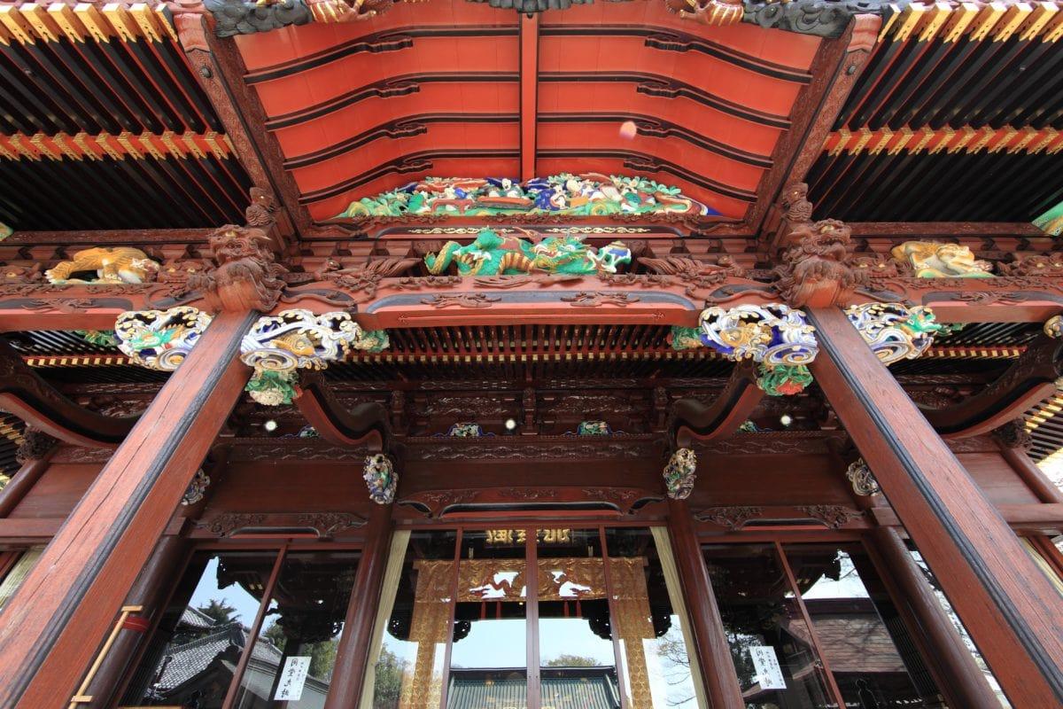 Architektur, Tempel, außen, Asien, Fenster, Tempel, Dach