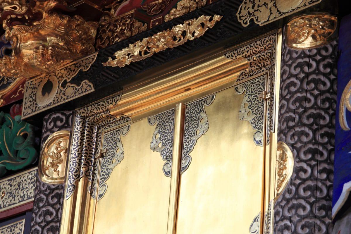 pattern, art, design, interior, temple, Asia, religion, architecture, indoor