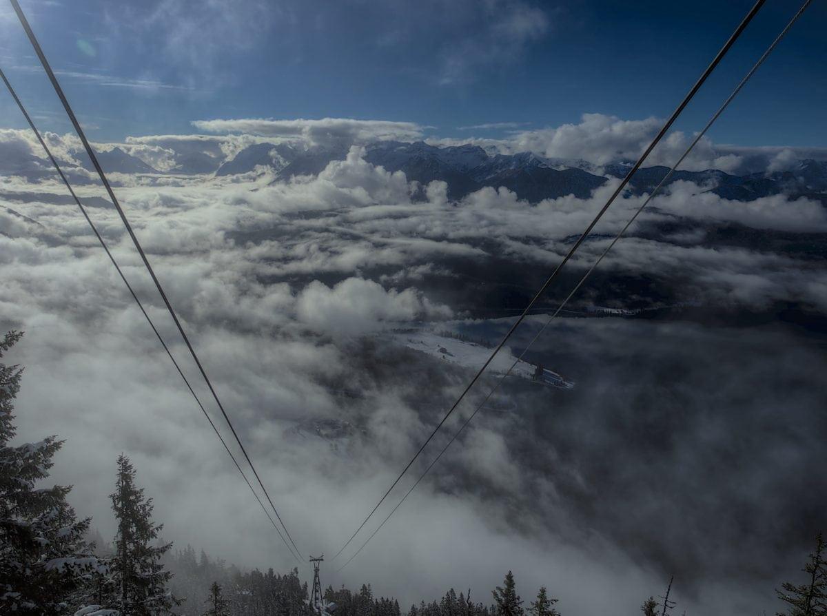 висок, природа, пейзаж, небе, кабел, жица, електричество, енергия