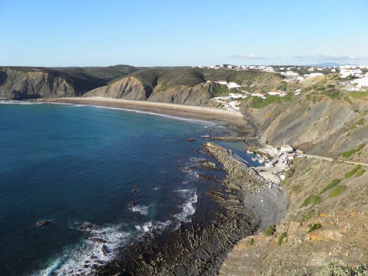 water, landscape, beach, sea, seashore, nature, coastline, ocean