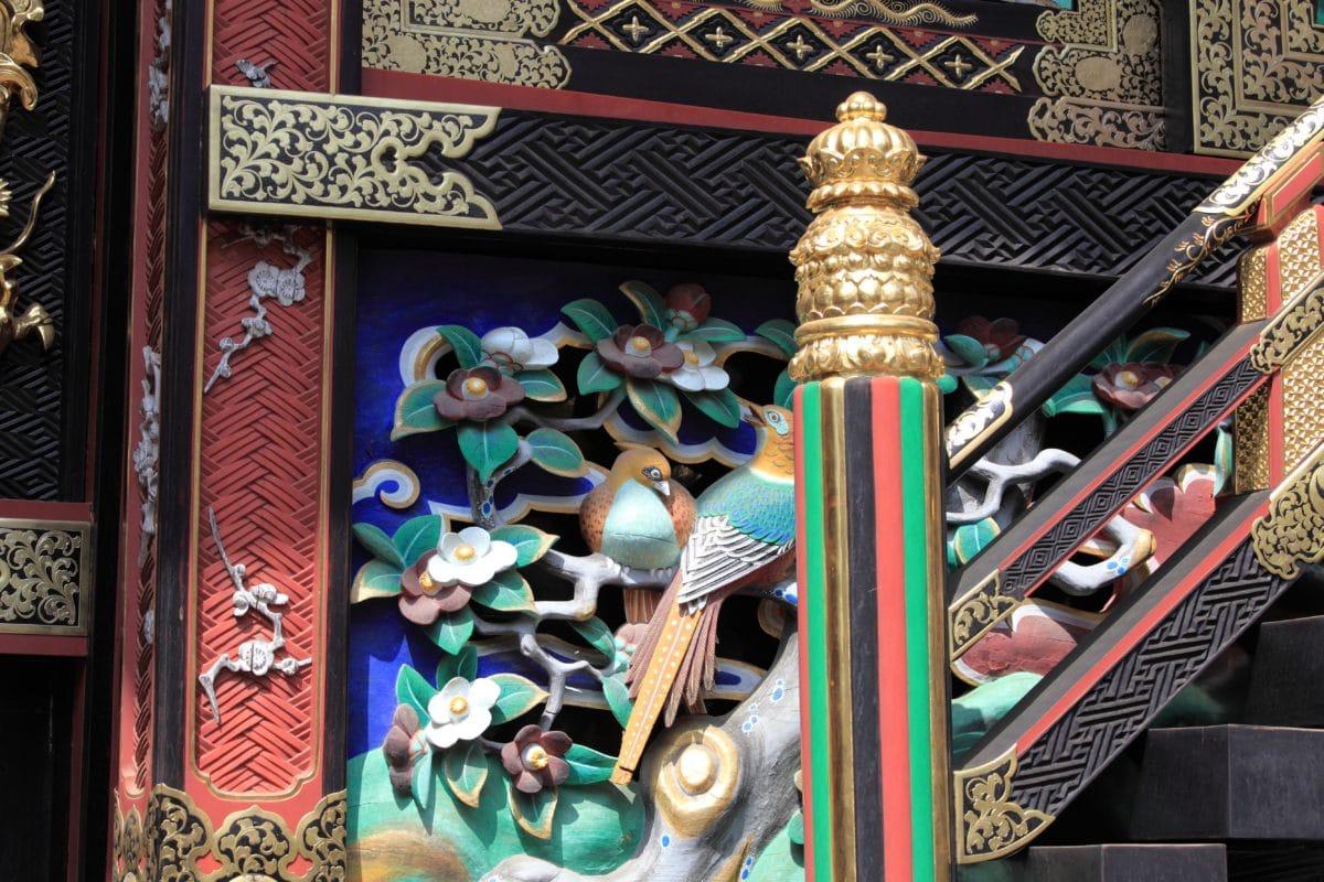 temple, art, design, exterior, decoration, temple, religion