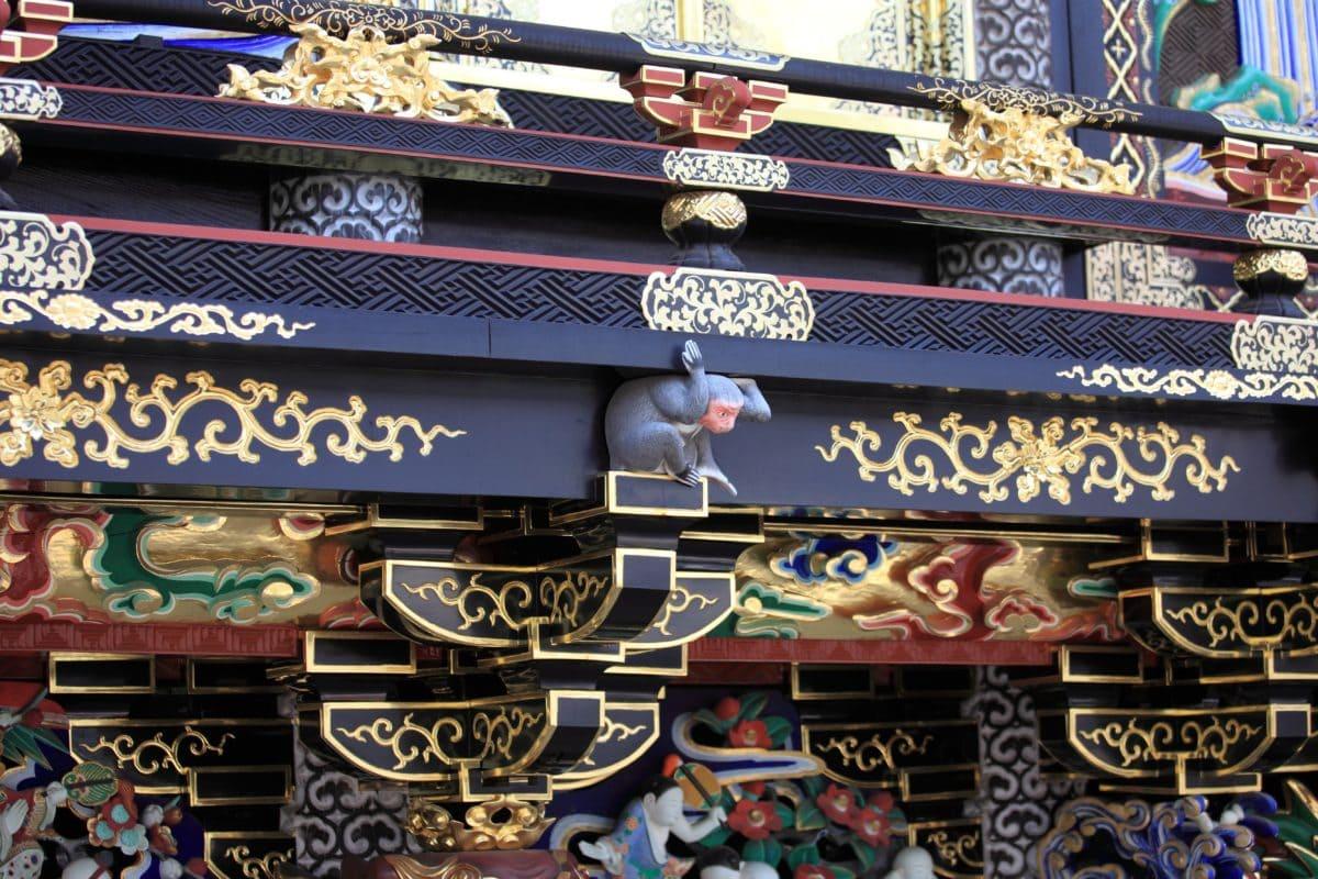 art, colorful, wood, decor, exterior, Asia, design, Japan