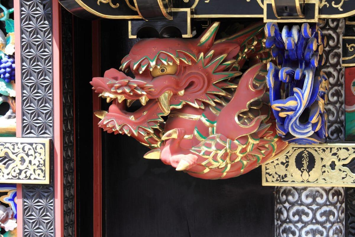 handmade, decoration, dragon, art, mask, China, design
