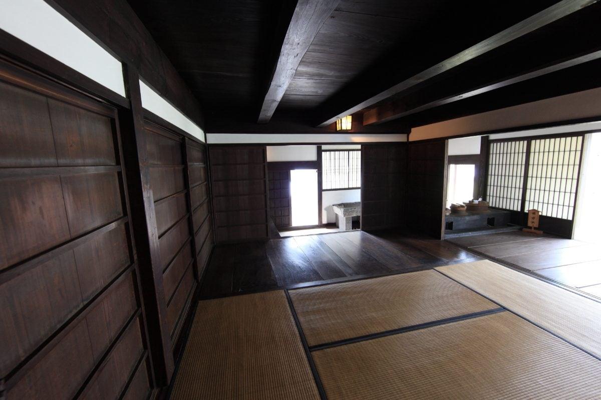 janela, quarto, repouso, interior, casa, assoalho, mobília, decoração
