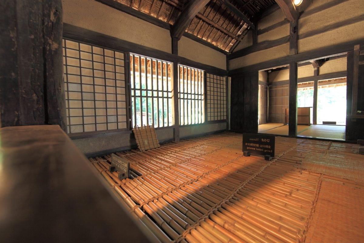 místnost, okno, muzeum, nábytek, architektura, dřevo, domov, interiér