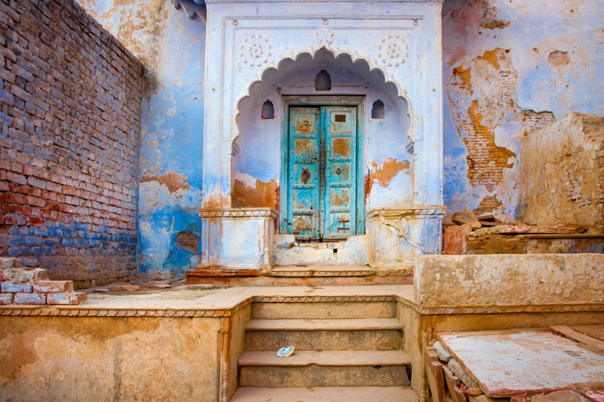 wall, house, door, architecture, window, old, structure