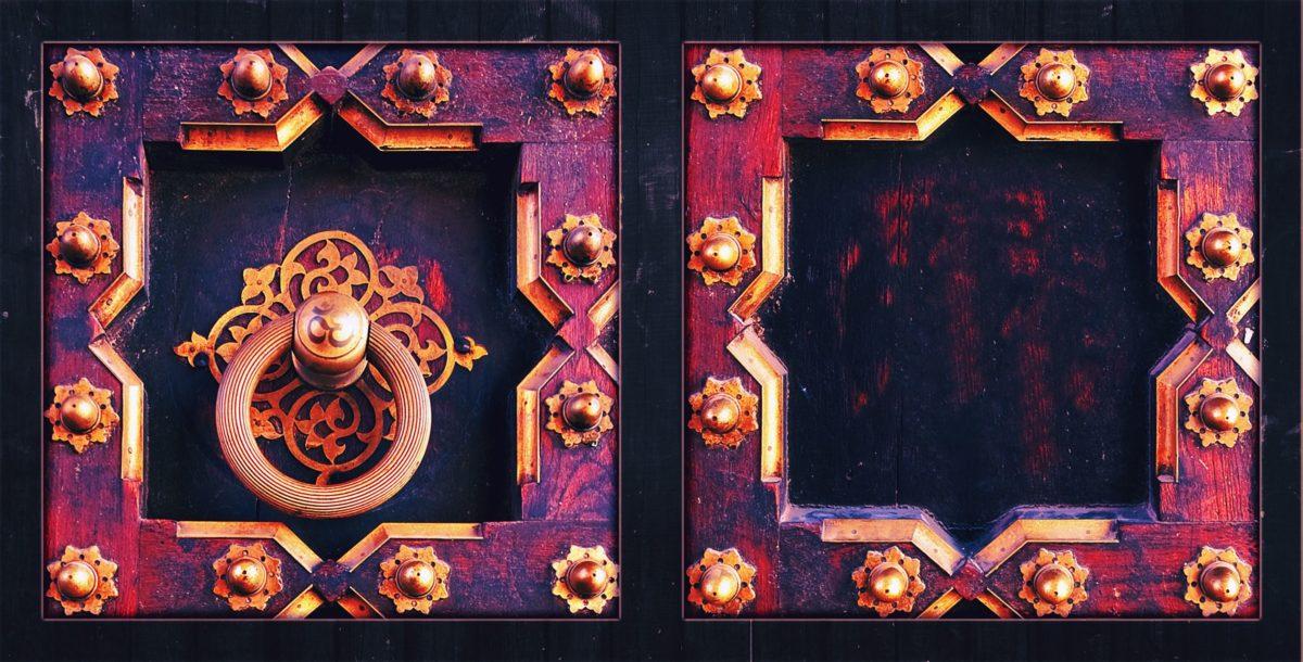art, design, Arabesque, obscurité, ombre, bois, décoration