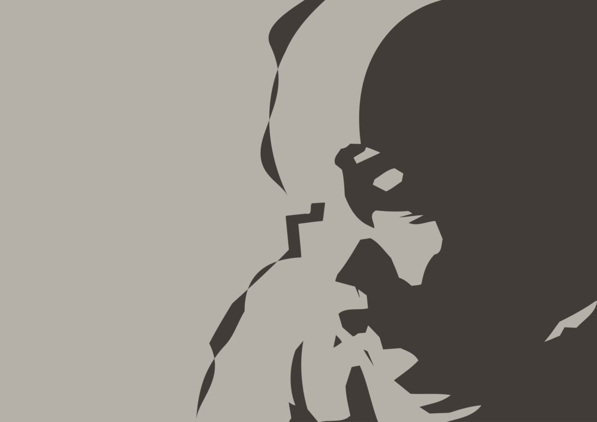 silhouette, sketch, portrait, face, person, art, monochrome, sepia, abstract