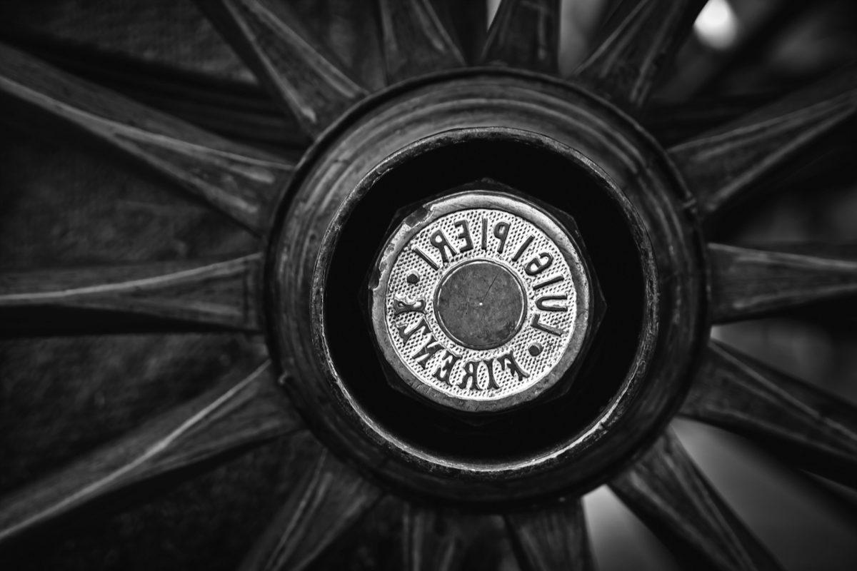 kotač, metal, tekst, pismo, ugravirano, čelik, monokromatski