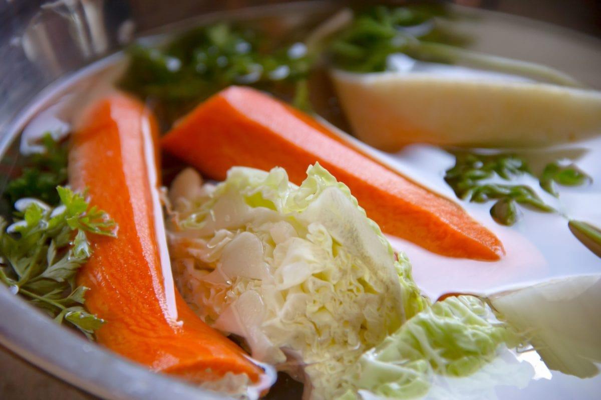 repas, nourriture, déjeuner, légume, dîner, salade, plat