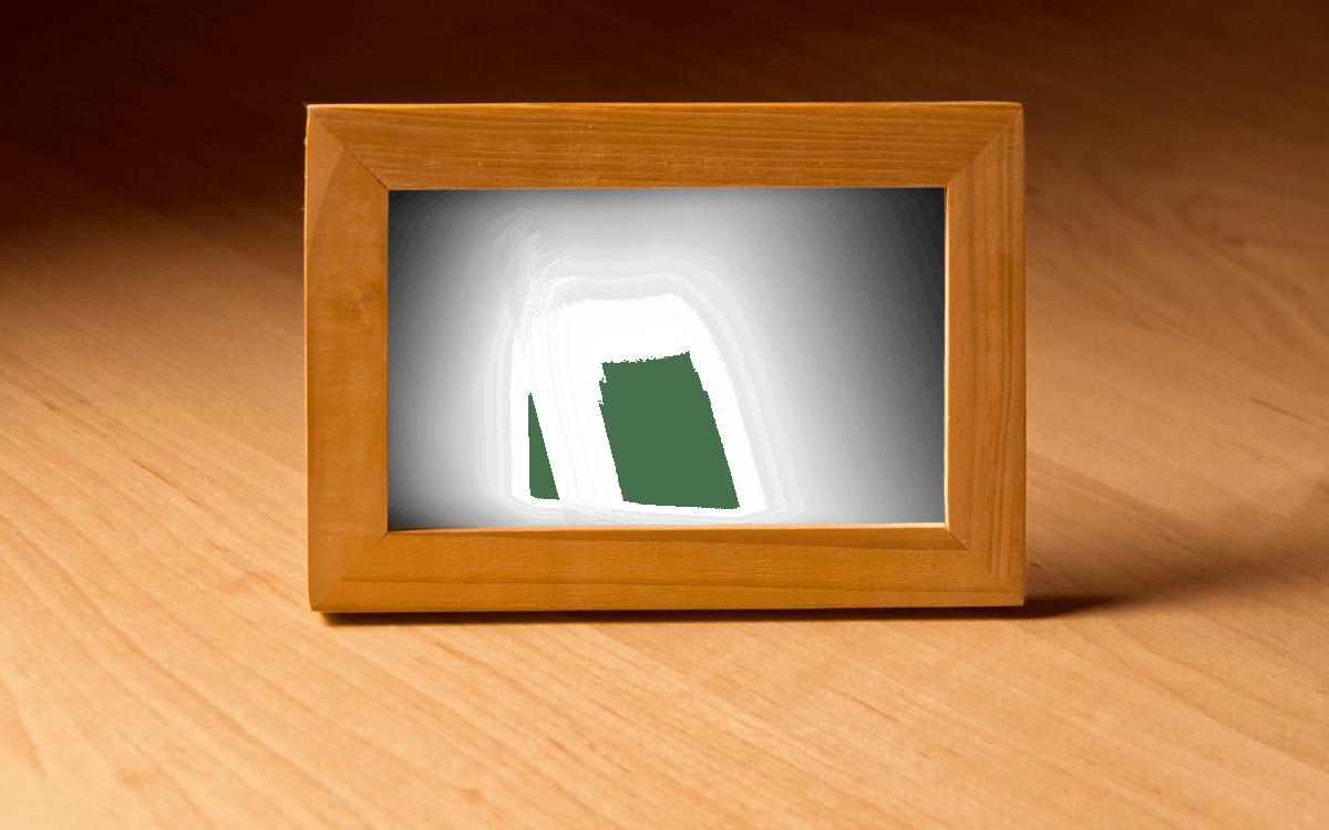 drewno, obramowanie, stare, sztuka, Design, narożnik, obraz