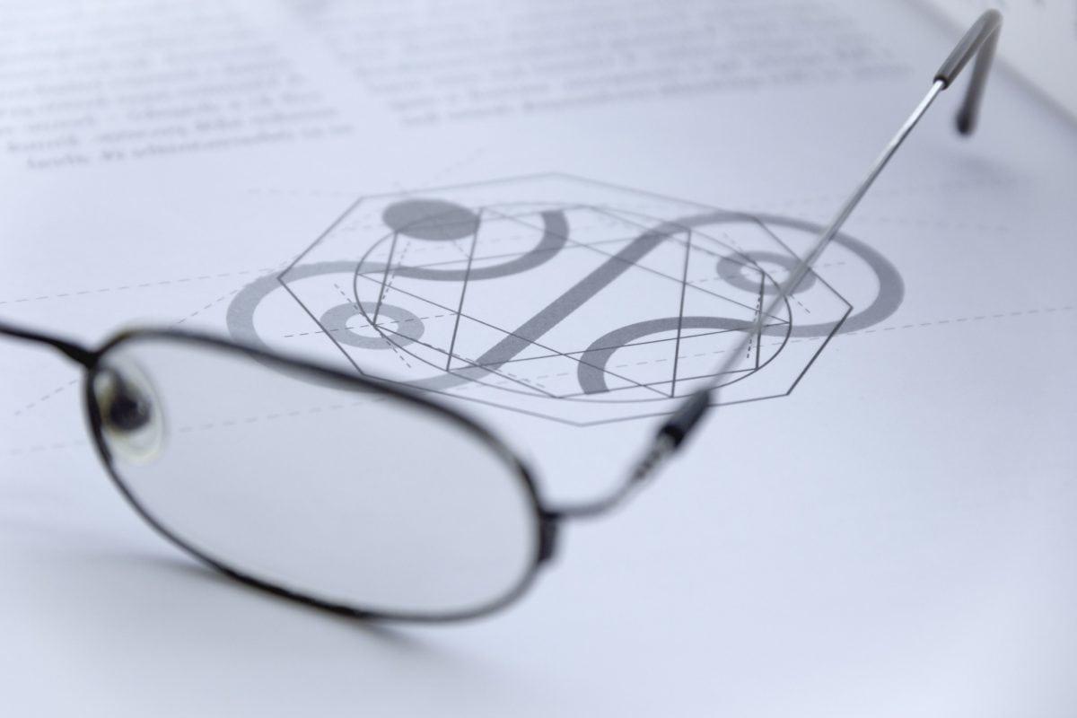 Linse, Brille, Glas, Metall, Dioptrien, Grafiken, Kunst, Lesung
