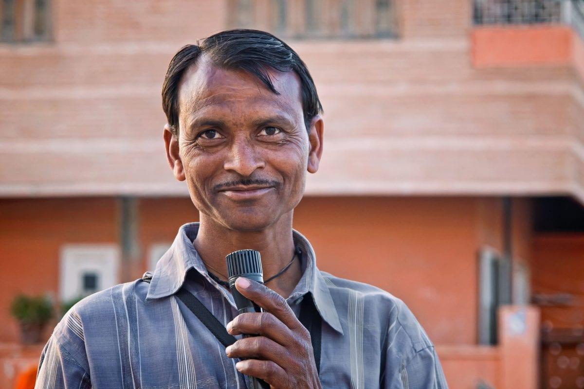 man, people, person, portrait, suit, microphone