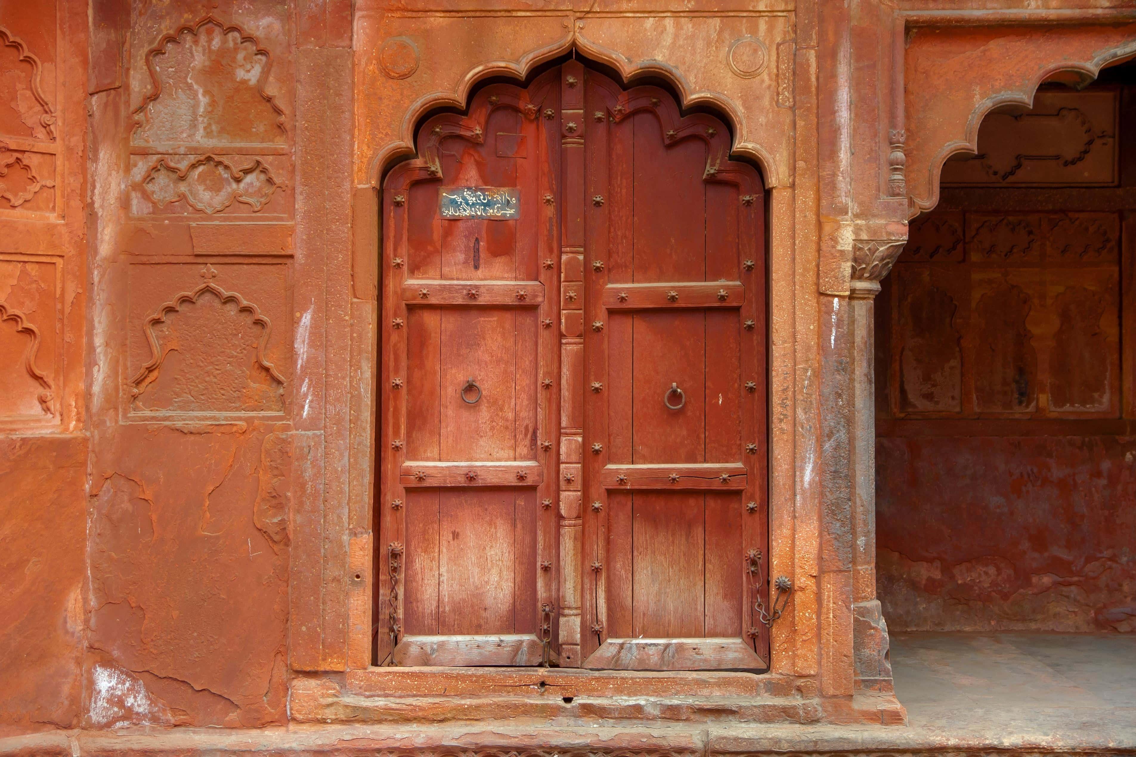 Imagen Gratis Casa Antiguo Arco Asia Arquitectura Puerta