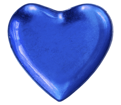 blue, shape, heart, love, romance