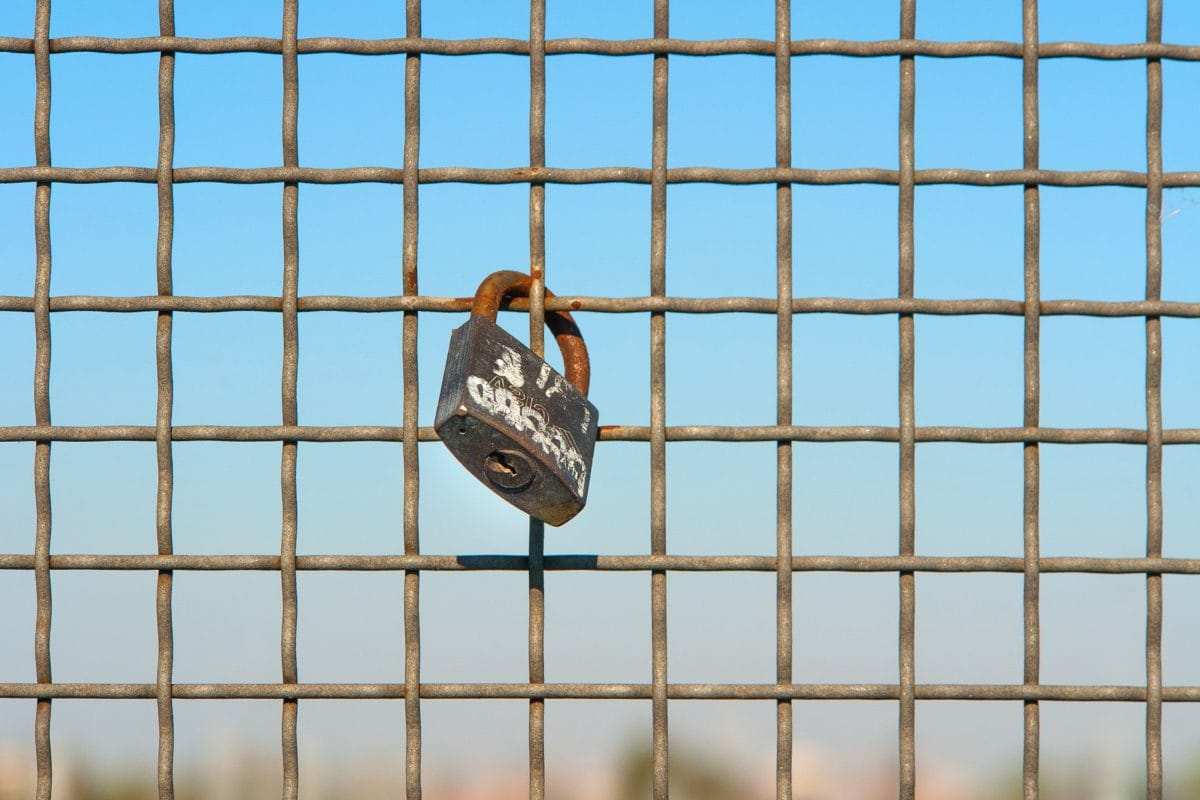 защита, Сейф, метал, решетка, стомана, желязо, сигурност, катинар