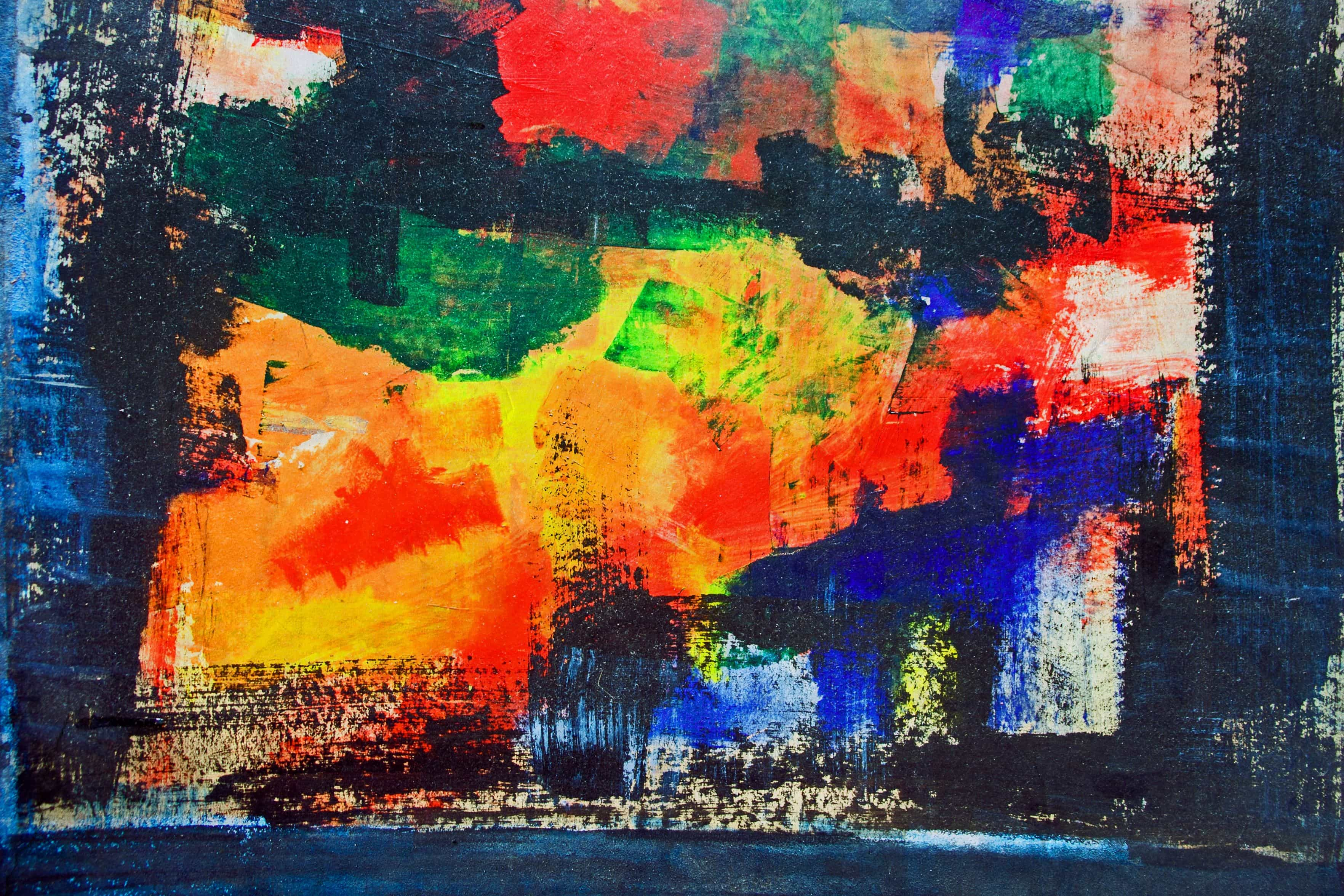 Free Picture Brush Art Artistic Canvas Abstract